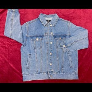 Denim Jacket - never worn. US Size 4